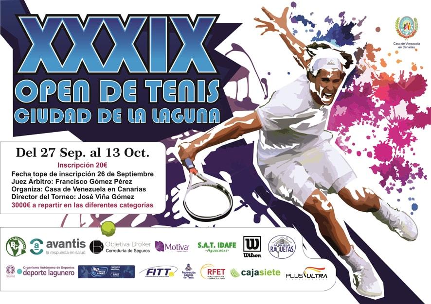 XXXIX Open de Tenis Ciudad de La Laguna