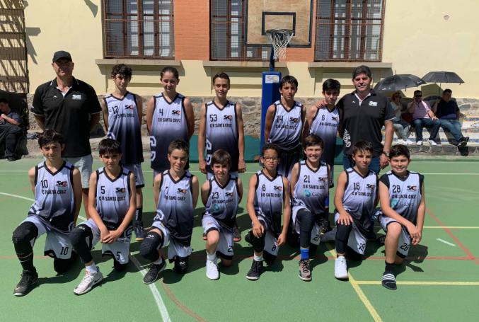 Campeonato de Canarias de Minibasket en Gran Canaria