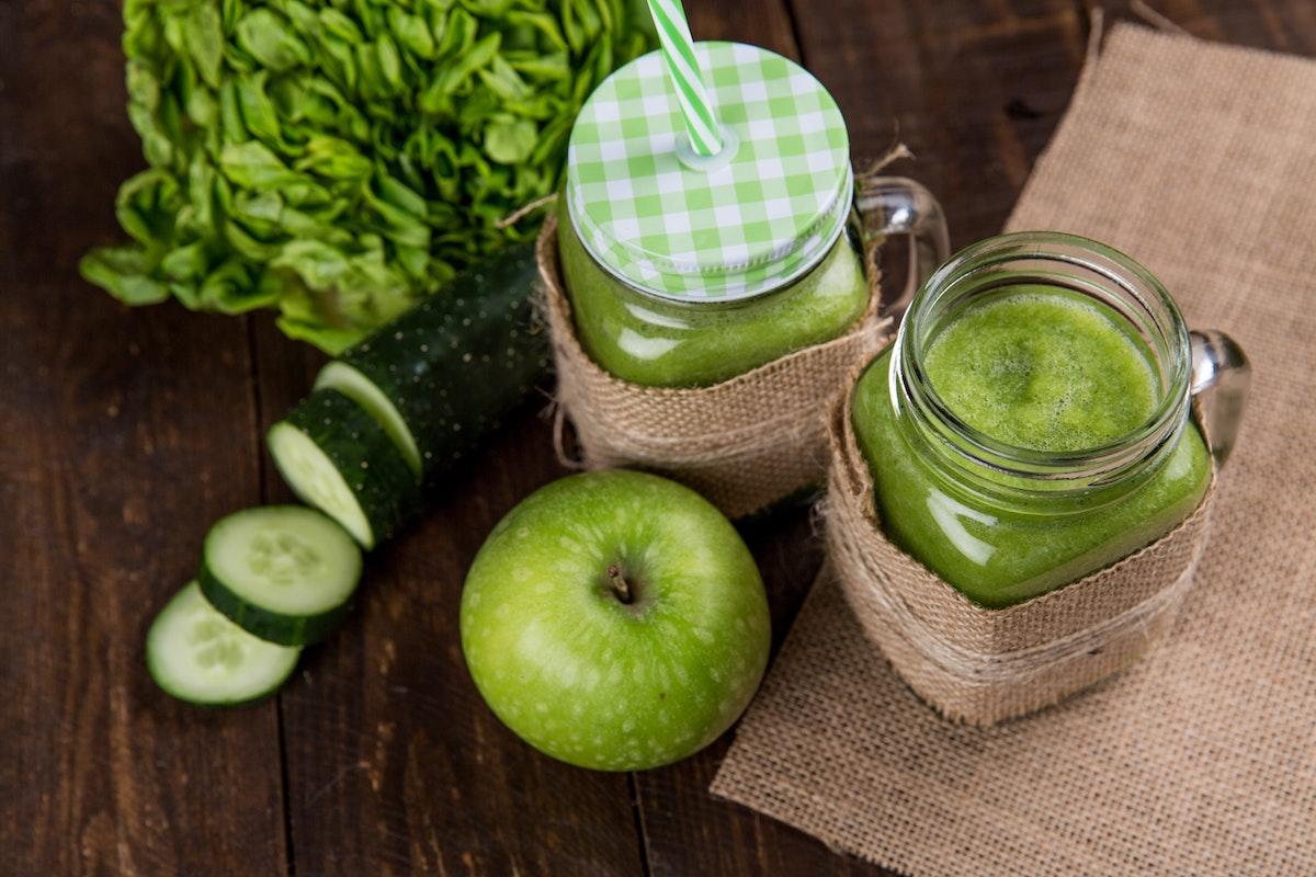 ¿Son sanas las dietas detox?